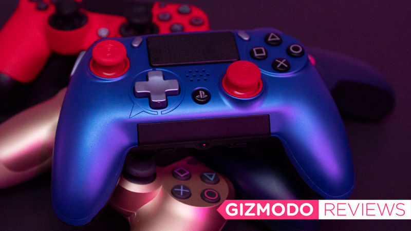 The PS4 Finally Has a Super Customizable Controller, and It Is Excellent