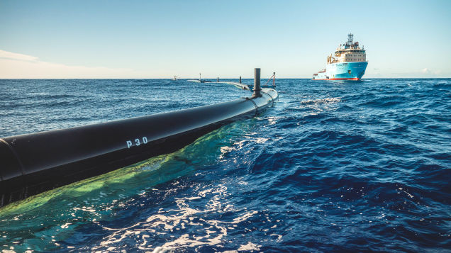 A Crowdfunded Idea to Clean the Great Pacific Garbage Patch Is Now a $35-Million Nonprofit. Scientists Still Don't Think It'll Work