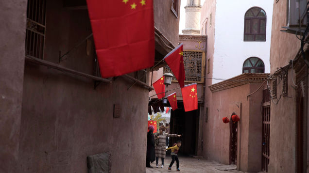 Leaky Database Reveals Horrifying GPS Surveillance of China's Uyghur Muslims