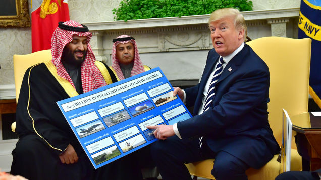 House Dems Accuse Trump Admin of Trying to Export Nuclear Secrets to Saudi Arabia