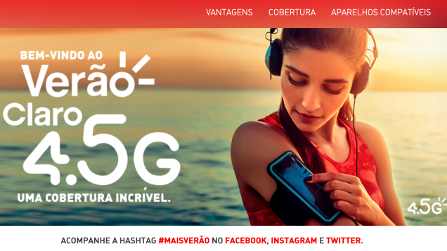 Brazilian Carrier Comes Up With Tricksy '4.5G' Logo--and Now It Might Get Fined