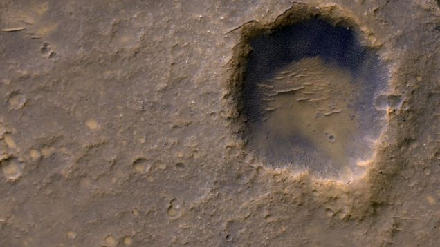 China Plans to Launch Its Own Mars Probe Next Year