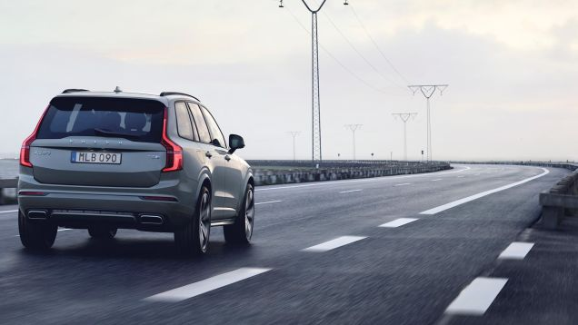 Volvo to Limit All Its Cars to 112 MPH Starting Next Year
