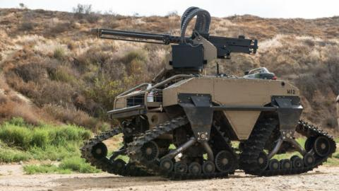 U.S. Army Assures Public That Robot Tank System Adheres to AI Murder Policy