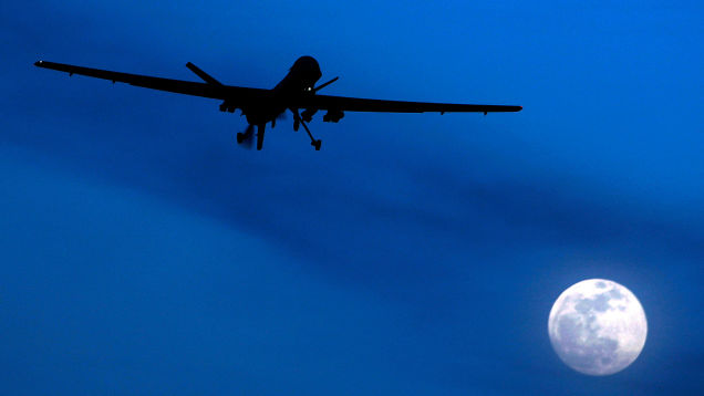 Trump Rescinds Policy of Reporting Civilian Deaths by Drone Strike