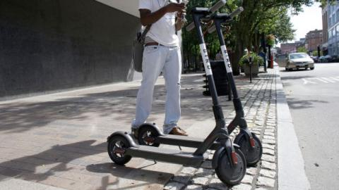 CDC Preparing Report on E-Scooter Injuries Amid Claims of People Getting Seriously Hurt