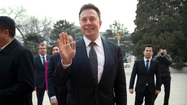 Tesla Investors Are Suing Over Elon Musk's Bad Tweets