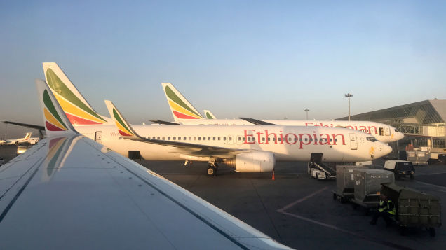 157 Killed in Ethiopian Airlines Boeing 737 Crash Near Bole International Airport