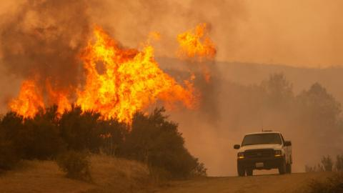 California's 2018 Was the Worst Ever Recorded for Wildfires