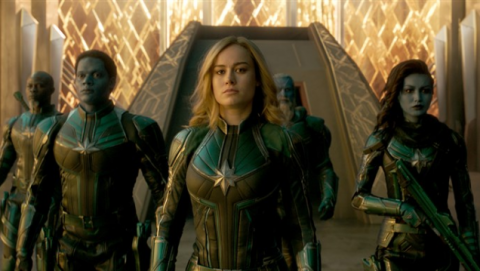 Here's Why Nick Fury Didn't Page Captain Marvel Sooner, According to Kevin Feige