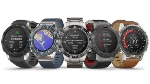 Garmin Hopes People Will Pay Thousands for a Smartwatch If It's Pretty