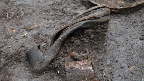 Hundreds of Artifacts from Notorious Nazi Massacre Uncovered in German Forest