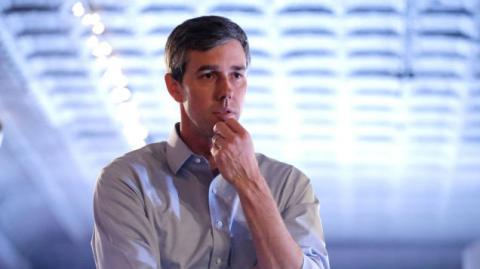 If You Pirated a Copy of Photoshop, You're as Much a 'Hacker' as Beto O'Rourke