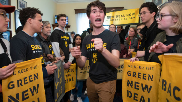 Youth Activists Are Planning 100 Town Halls to Pitch Americans on the Green New Deal
