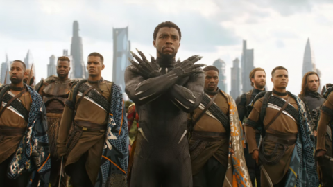 The Wakanda Scenes in Avengers: Infinity War Were Shaped by the Cast of Black Panther