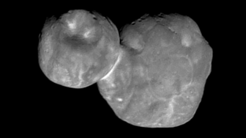 New Horizons Team Shares Amazing New Details About Kuiper Belt Object MU69