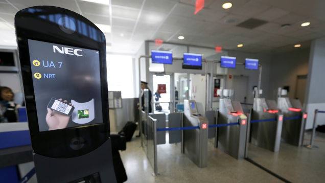 Creepy Airport Face Scans Like China's Aren't Just Coming to America--They're Already Here