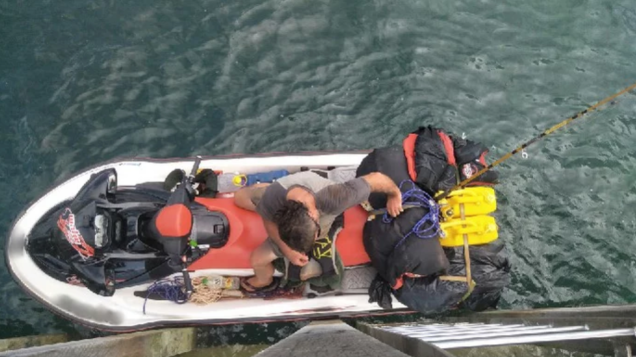 Fugitive Caught Fleeing Australia on Jet Ski Loaded With Supplies and Maybe a Crossbow