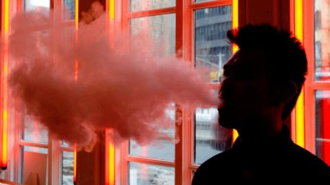 FDA Warns of Incidents of Seizures Associated With Vaping