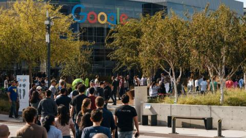 Google Employees Step Up to Demand Fair Treatment for Contractors
