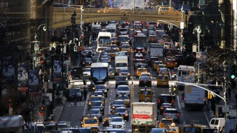 New York's Plan to Make Manhattan Drivers Pay Extra Is a Big Deal for People and the Planet