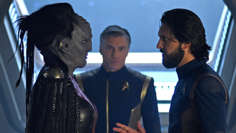 On Star Trek: Discovery, Fate Is What You Make of It--As Long as You're a New Character