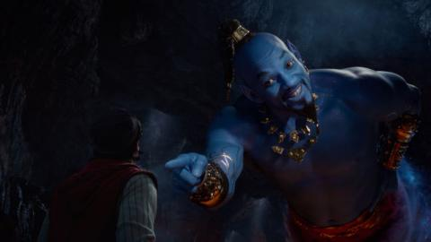 So Will Smith Doesn't Exactly *Sing* in Aladdin, But It Works