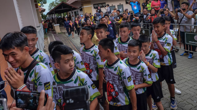 Thai Boys Were Given Ketamine to Prevent Panic and Hypothermia During Cave Rescue