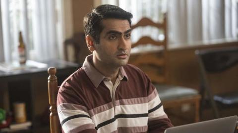 Twilight Zone's Kumail Nanjiani May Join Marvel's The Eternals