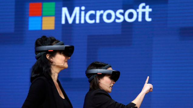 The Army Just Gave a Press Demo of Microsoft's HoloLens 2 Military Prototype