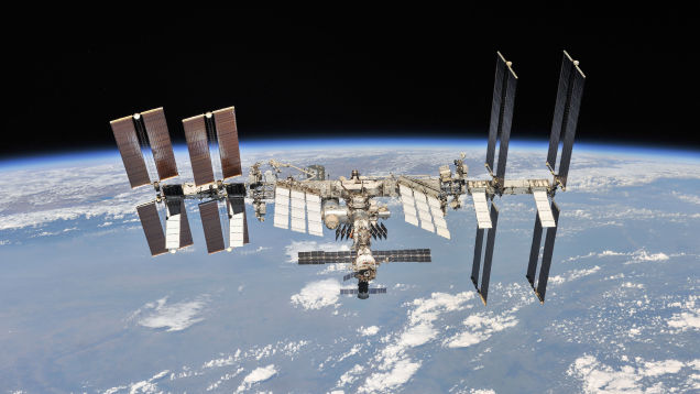 The International Space Station Is a Cesspool of Bacteria and Fungi, Study Finds