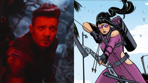Marvel Is Reportedly Developing a Kate Bishop Centered Hawkeye Series Starring Jeremy Renner