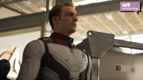 There's a Good Reason Why the Avengers' White Suits Are in Endgame's Marketing