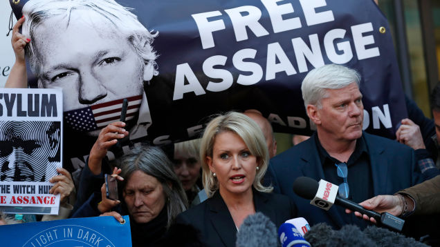 Assange Charges Finally Reveal Why Chelsea Manning Is Sitting in Jail