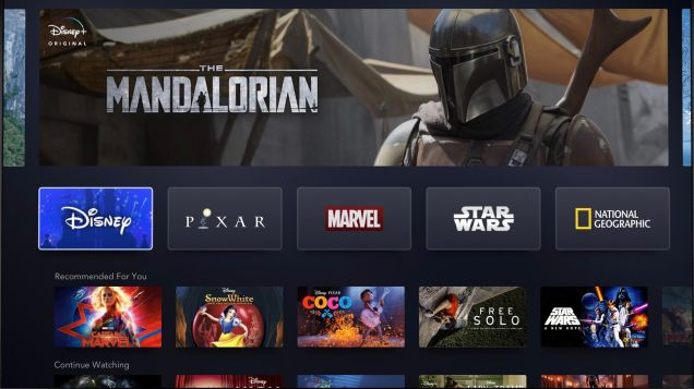 Disney Drops All the Details on Its Upcoming Netflix Competitor