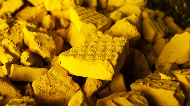 Japanese Teen Suspected of Making Yellowcake Uranium Maybe Just Really Into Chemistry, Police Say