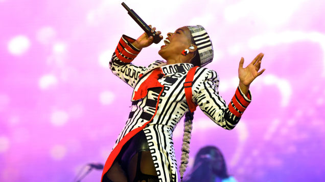 Janelle Monáe Brought Her Vision of the Future to Coachella Through Music and Fashion
