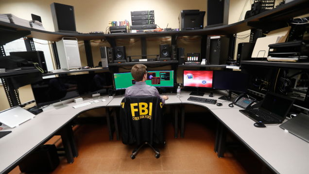 Report: Hackers Steal, Publish Data on Thousands of Federal Agents, Police Officers Across US