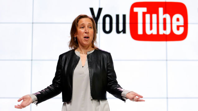 YouTube's CEO Responds to Its Bad Content Problem, Exposes the Core of Its Platform Problem