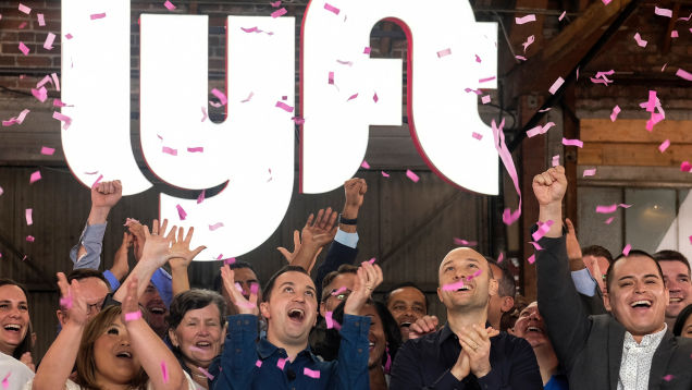 Lyft's Messy IPO Gets More Complicated Thanks to Two Investor Class-Action Lawsuits