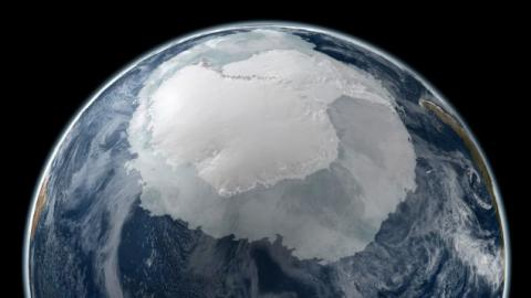 Scientists Think They've Solved the Mystery of a Giant Hole in Antarctica's Sea Ice