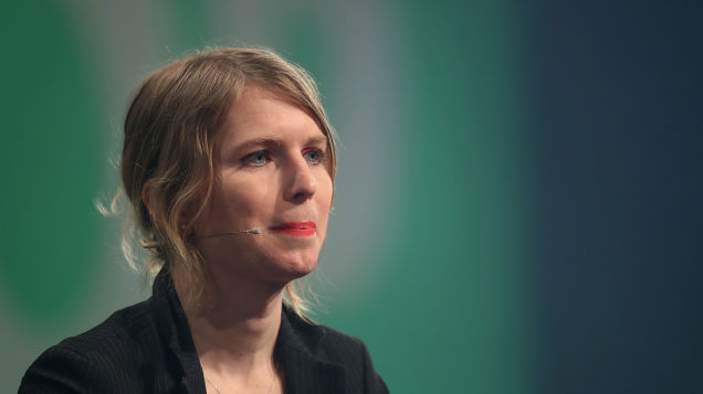 Chelsea Manning Has Been Released From Jail