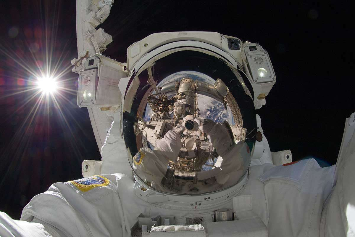 Astronauts May Have Vision Problems Because of Liquid in Their Brains