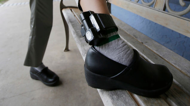 Software Update Caused Hundreds of Police Ankle Monitors to Go Dark
