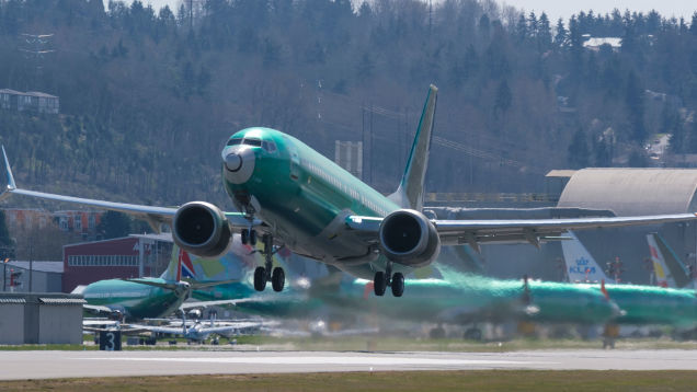 Boeing Jet Sales Have Tanked in the Wake of 737 Max Crashes