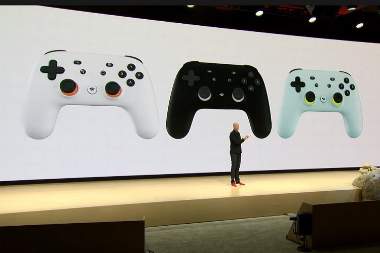 Google Stadia shooting for negative latency by predicting players' moves