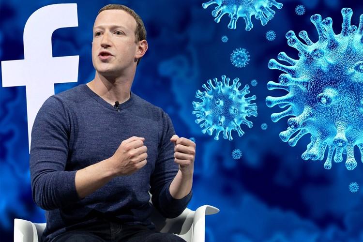 Facebook: COVID-19 outbreak is weakening ad sales