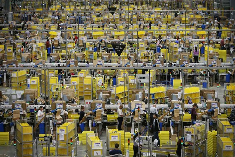 More Amazon warehouse workers in US test positive for COVID-19