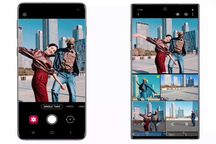 Samsung's S10 and Note 10 are getting updated with the S20's best camera features