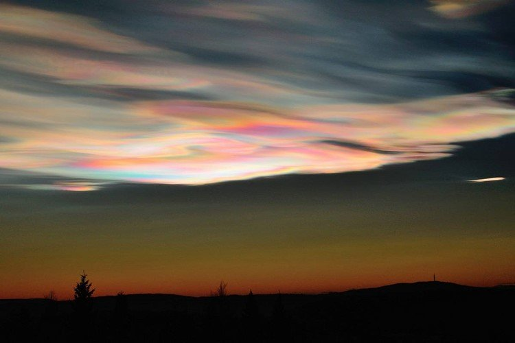 Rare ozone hole opens over Arctic -- and it's big